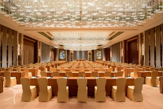 Bailuhu Grand Ballroom - Classroom Meeting