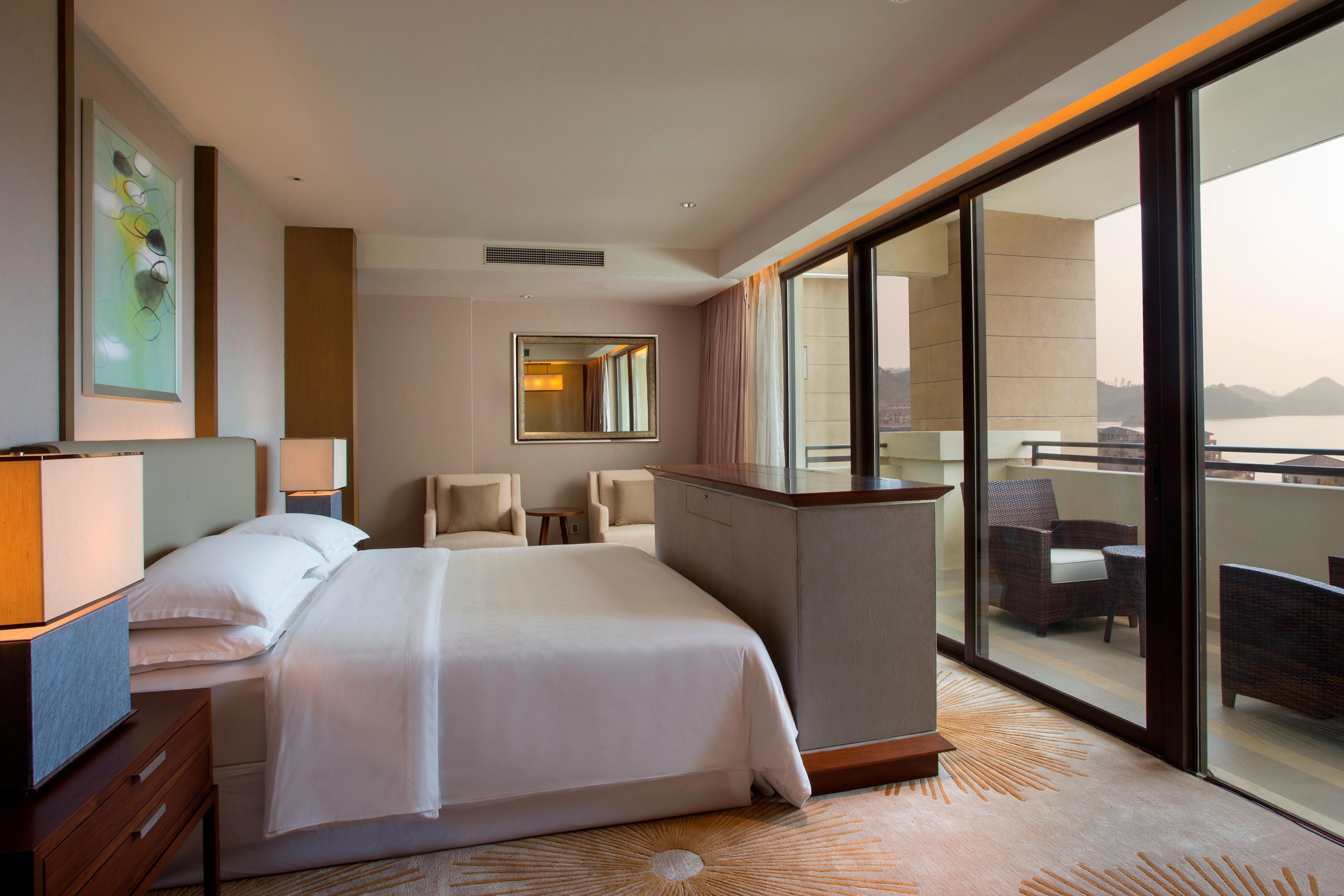 Diplomatic Suite– Zimmer mit Kingsize-Bett