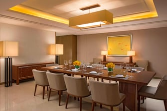 Diplomatic Suite - Dining Room