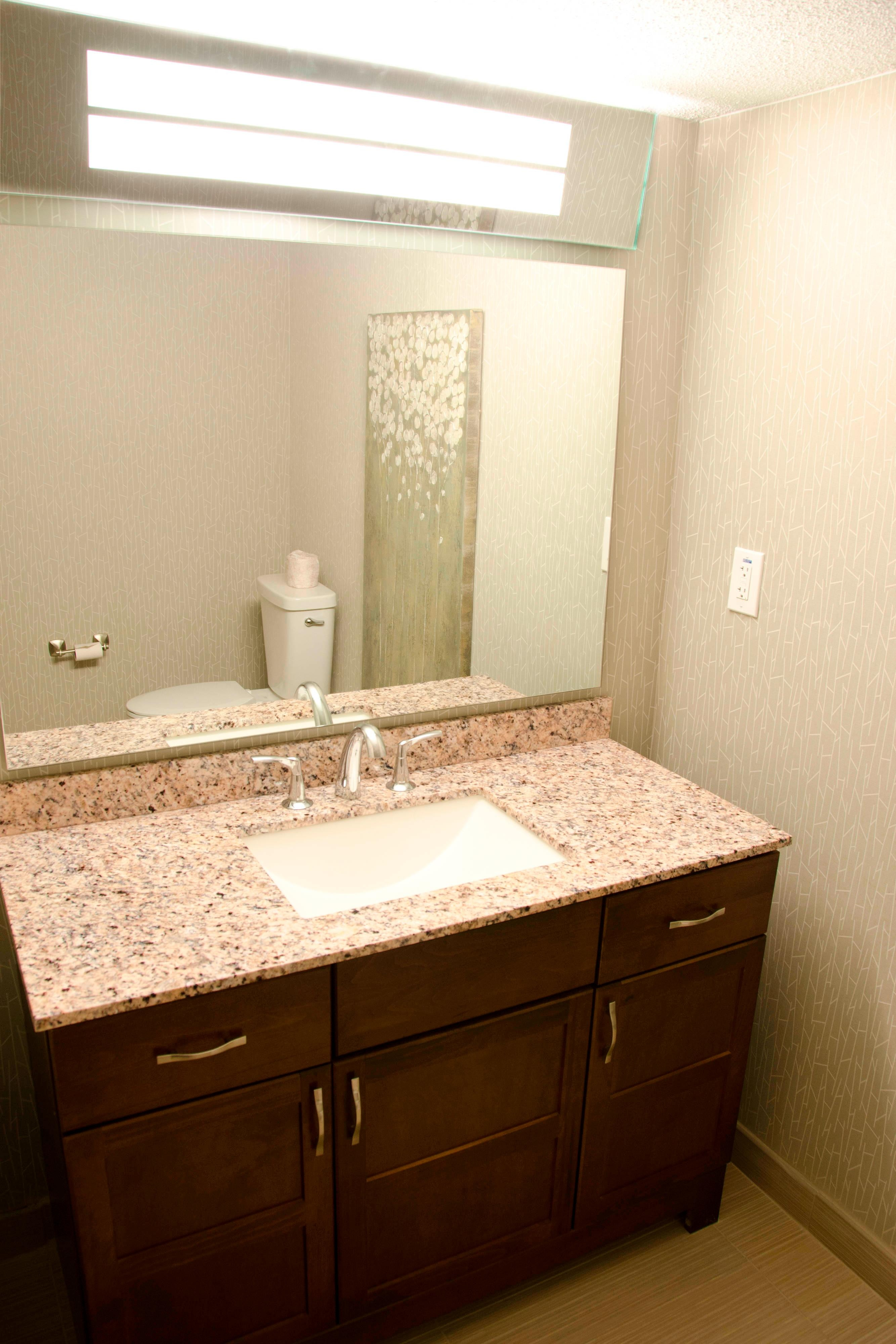Presidential Suite Half Bath