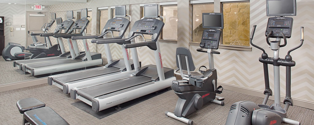 Shelton CT Fitness facilities