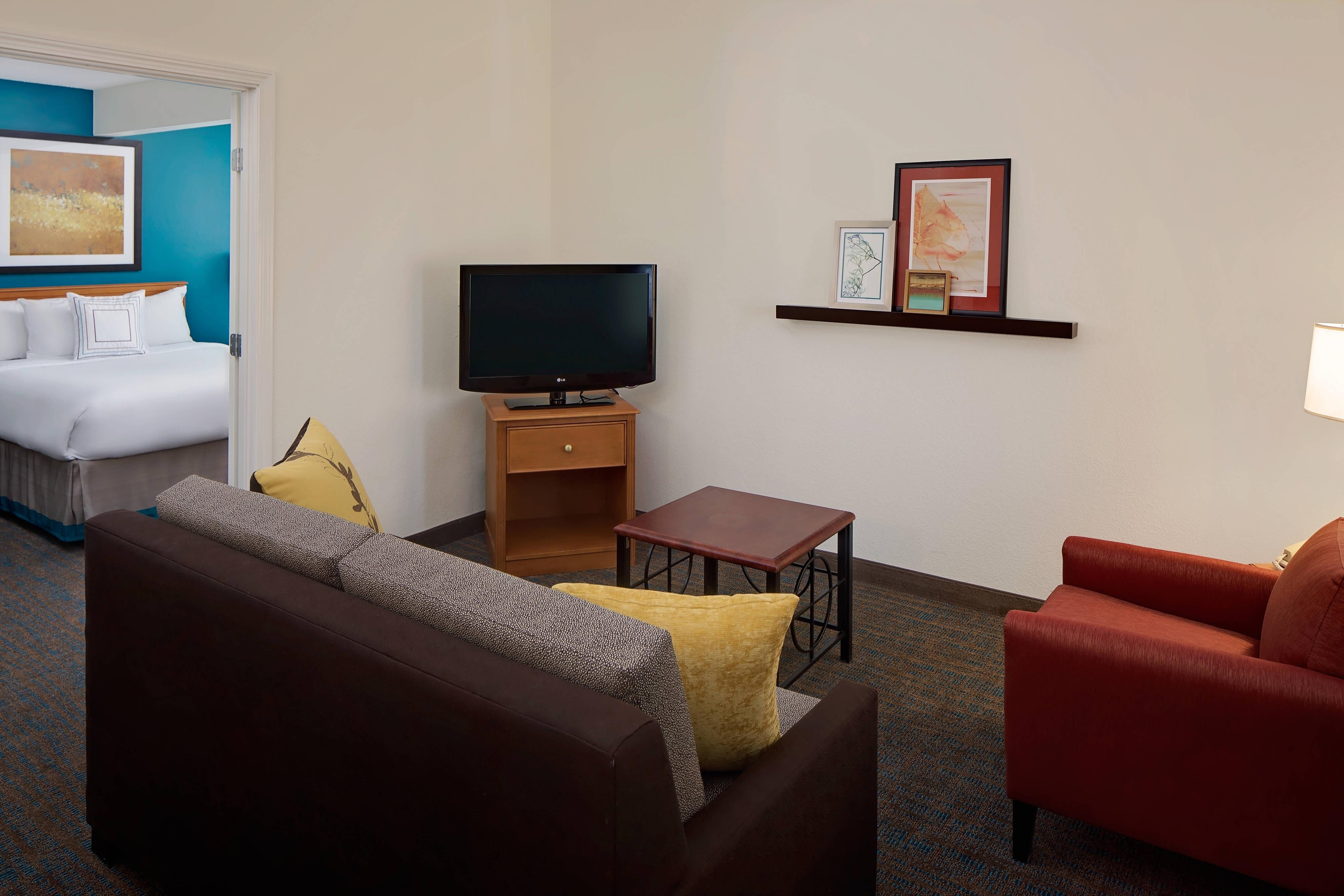 Suite Penthouse de dos habitaciones - Área de la sala de estar
