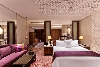 ITC One Guest Room