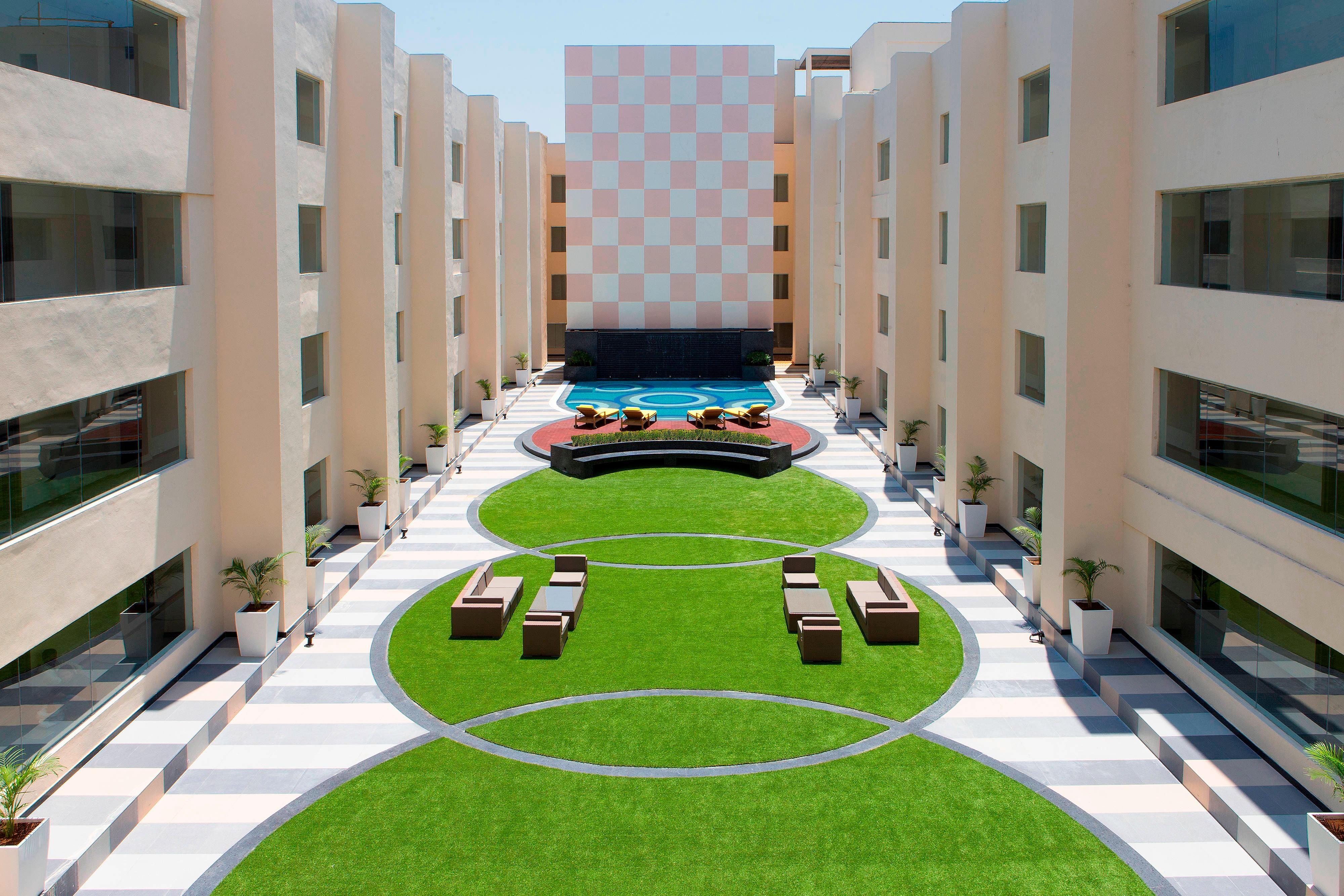 Apartments Patio