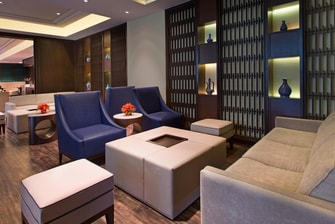 Sheraton Club Lounge area
