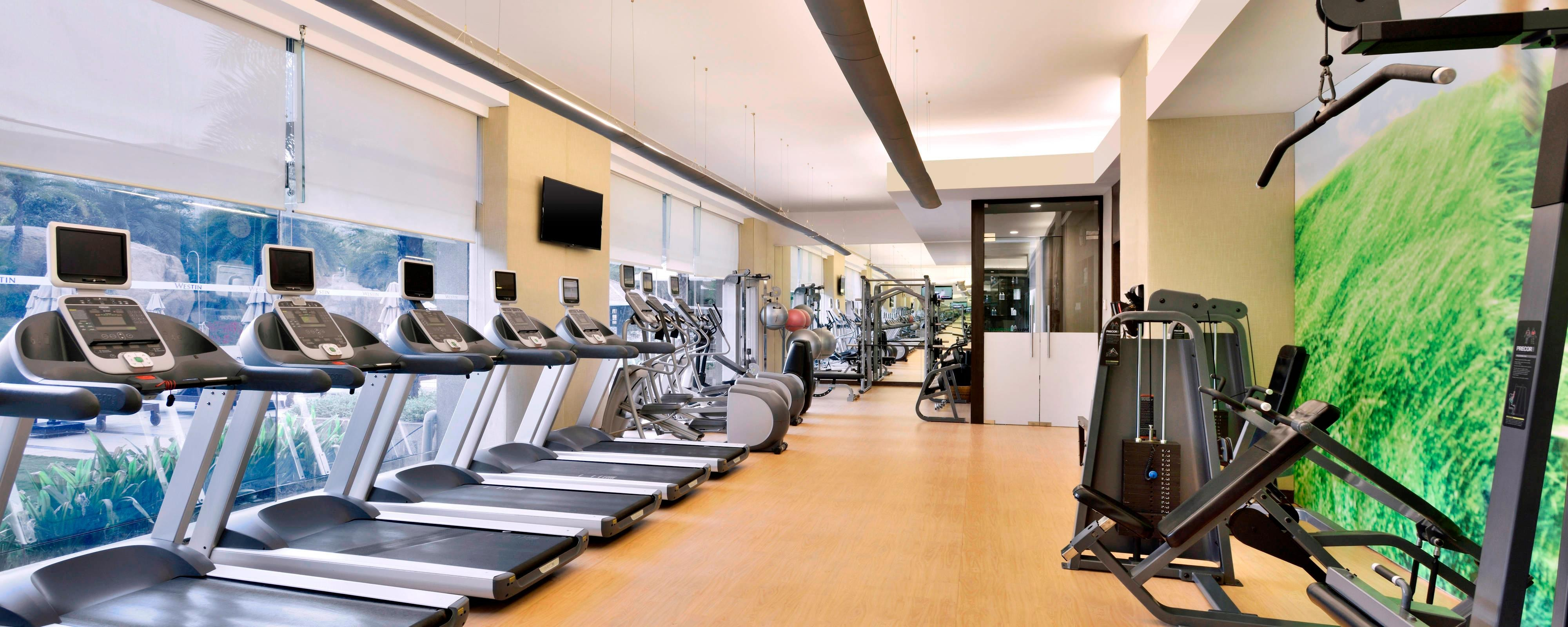 Hotel Gym In Hyderabad Recreation Activities At The The
