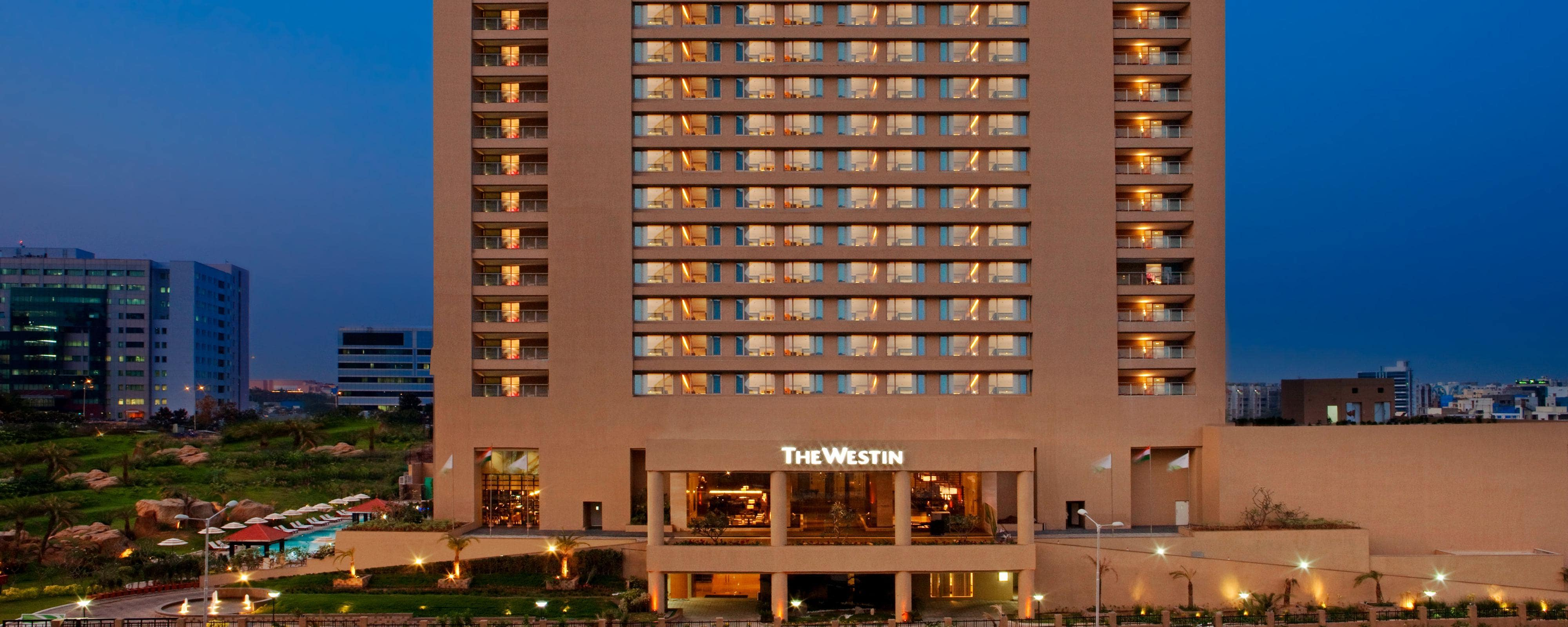 The Westin Hyderabad Mindspace Hyderabad Spg