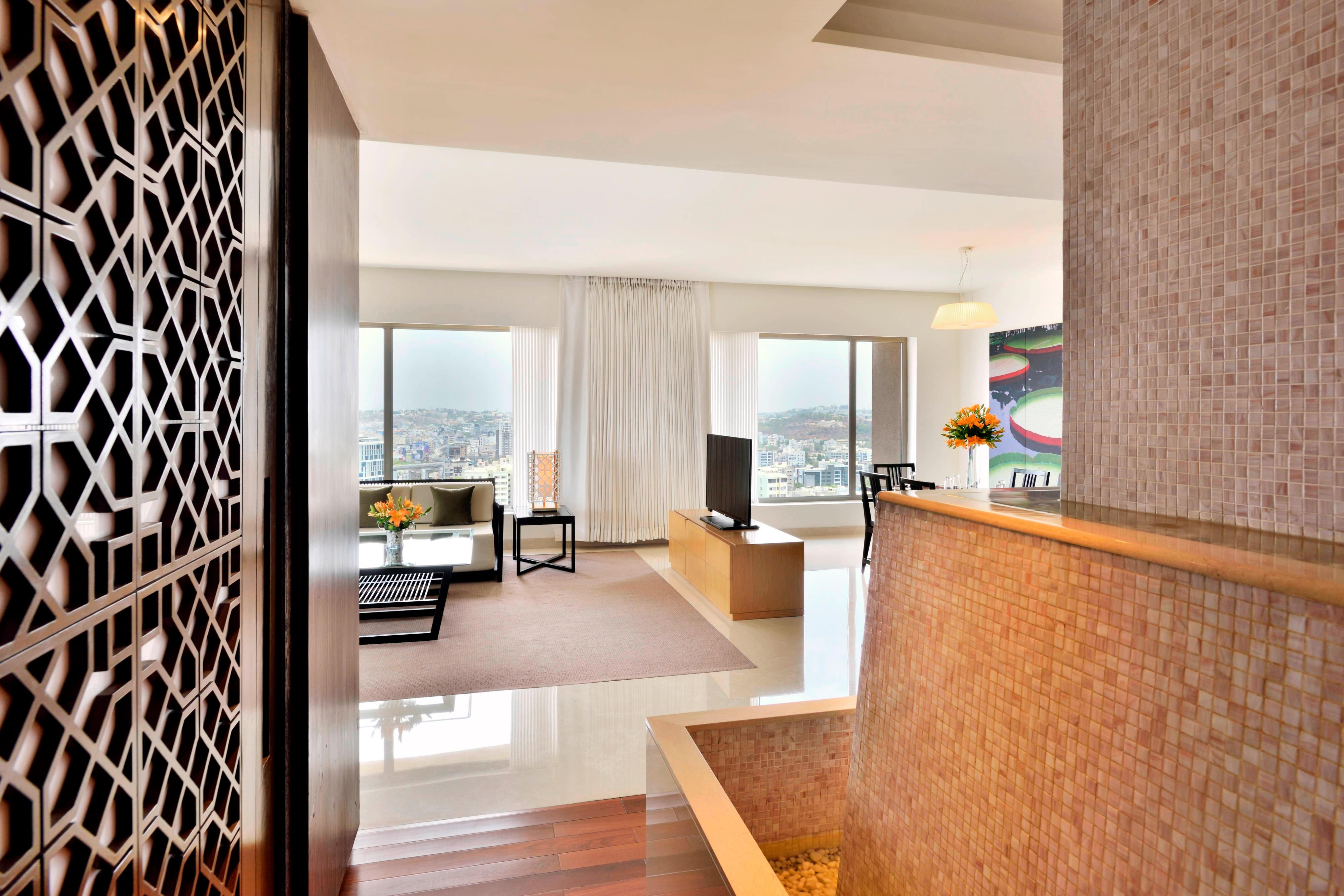 Luxury Suite The Westin Hyderabad
