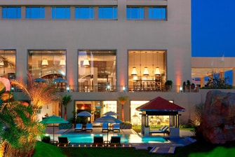 Exterior - Poolside View