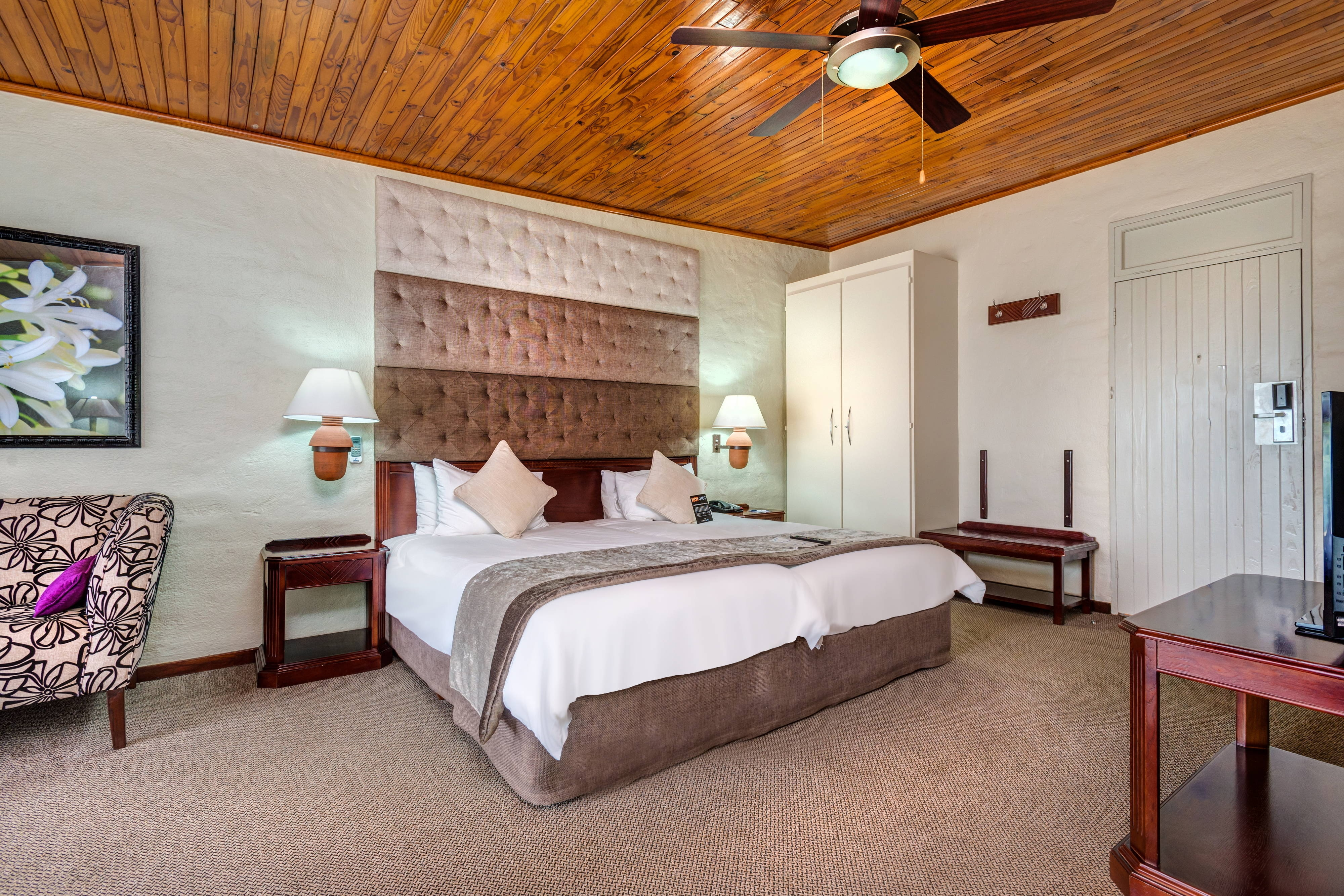 Protea Hotel Hazyview Standard Guest Room