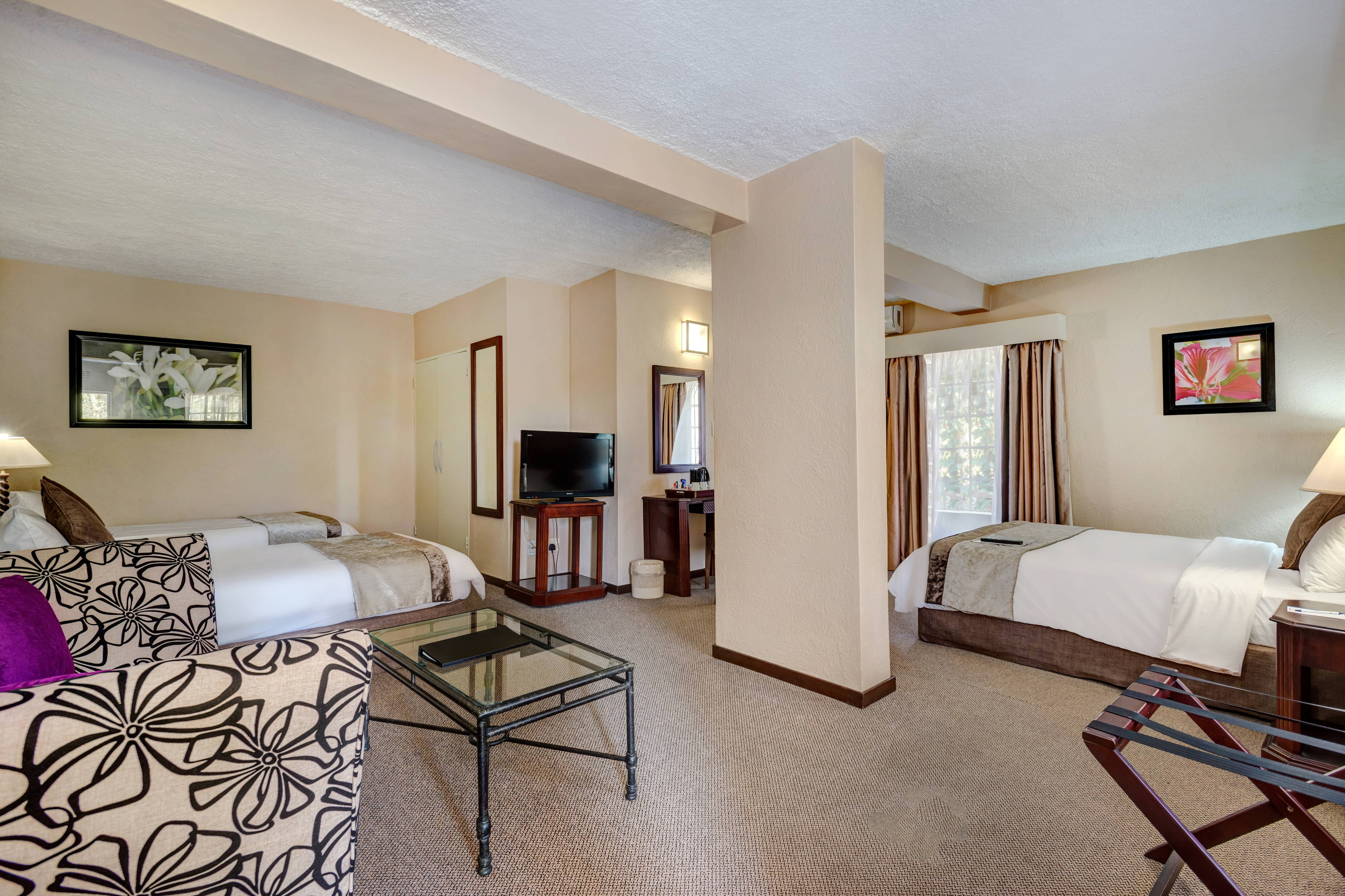 Protea Hotel Hazyview Family suite