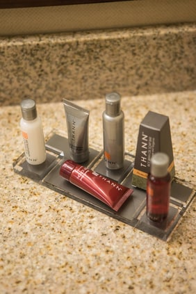 THANN Bathroom Amenities