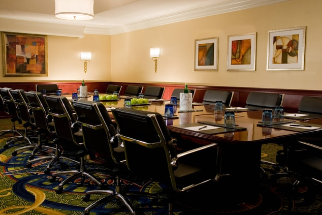 Washington Dulles Marriott Boardroom