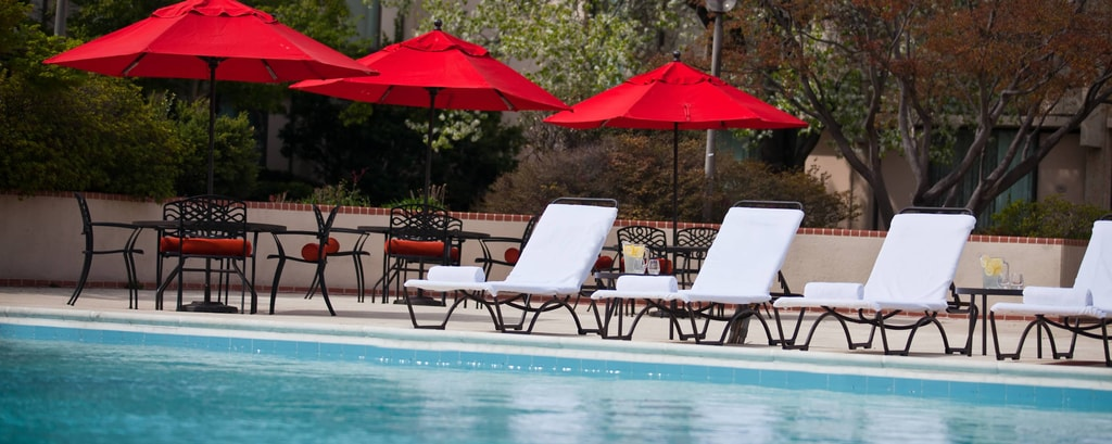 Piscina del Washington Dulles Marriott