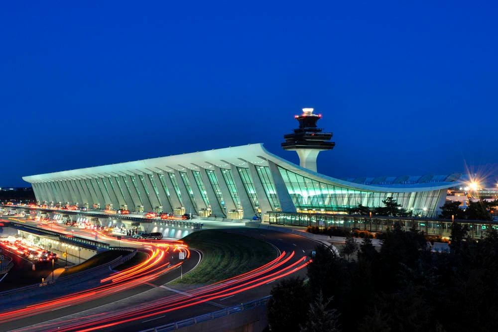 Marriott Hotel with Dulles Shuttle