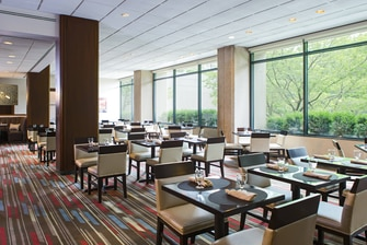 Dulles Marriott Suites Dining