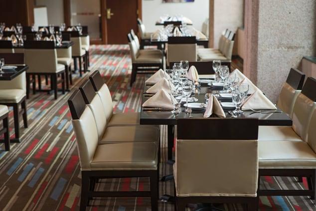 Dulles Marriott Suites Banquet Space