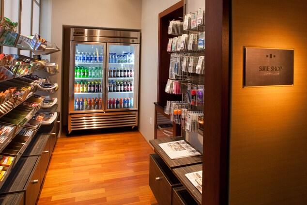 Washington Dulles Marriott Suites Suite Shop