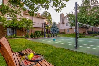 Herndon Residence Inn Sports Court