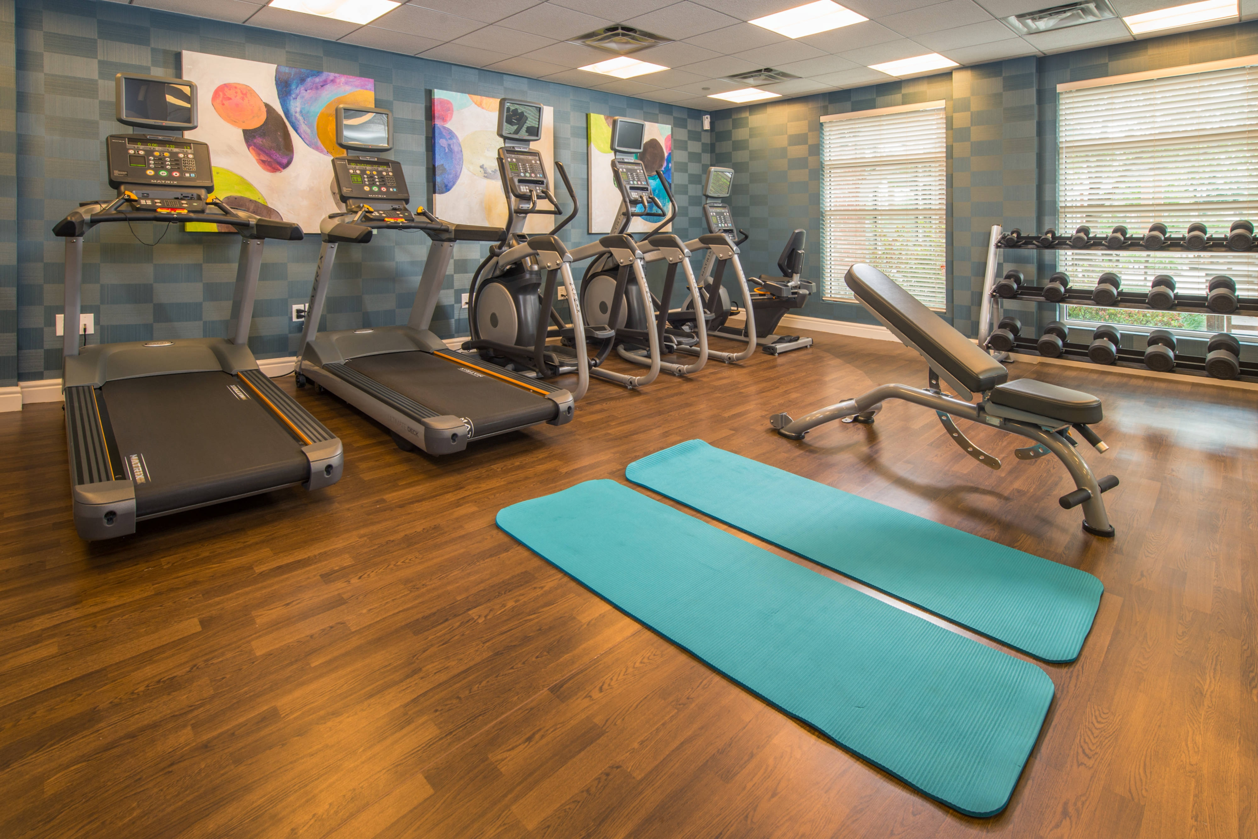 Dulles Hotel Fitness Center
