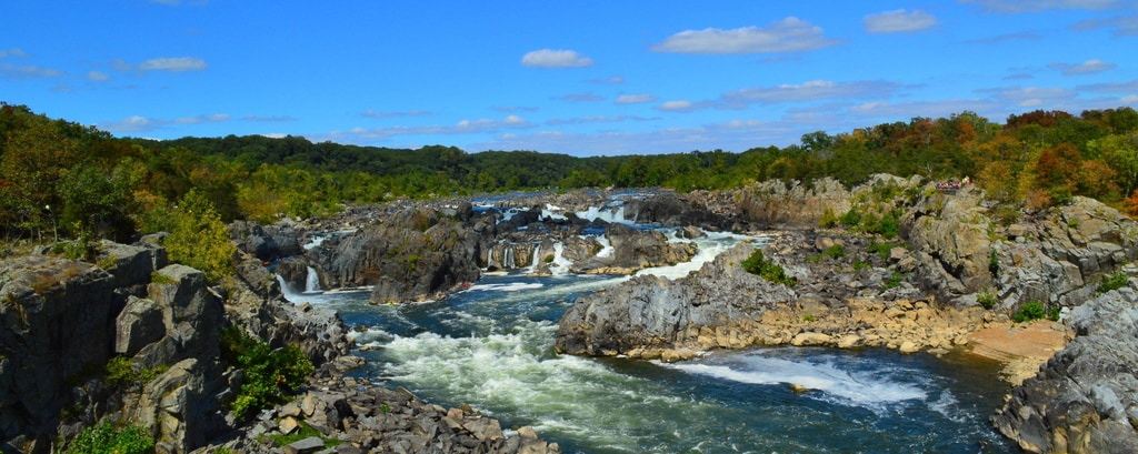 Parc d'État de Great Falls