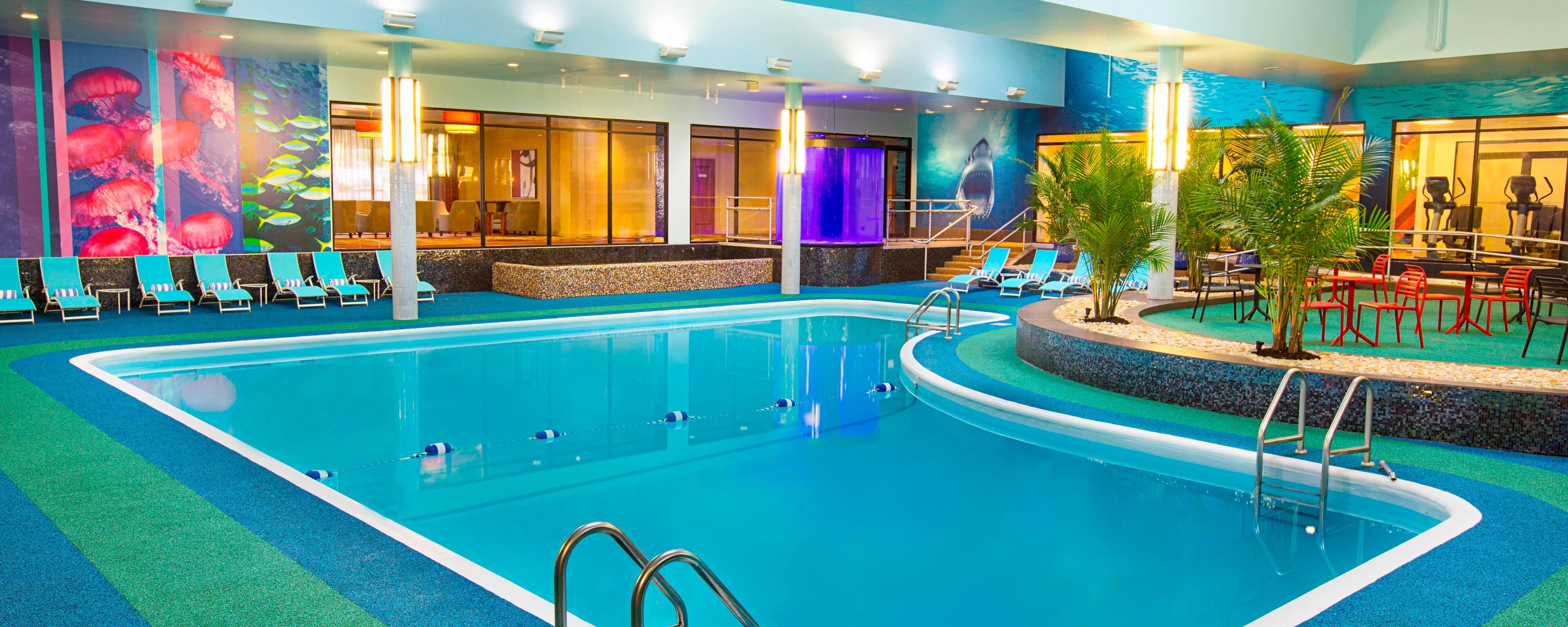 The Reef Beach Club & Pool