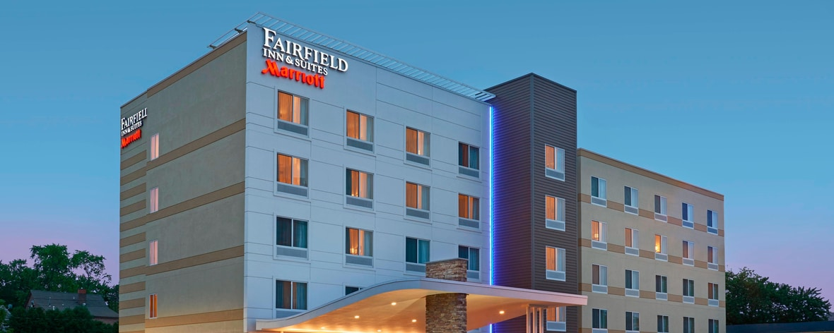 Niagara Falls Ny Hotel Us Side Fairfield Inn Suites