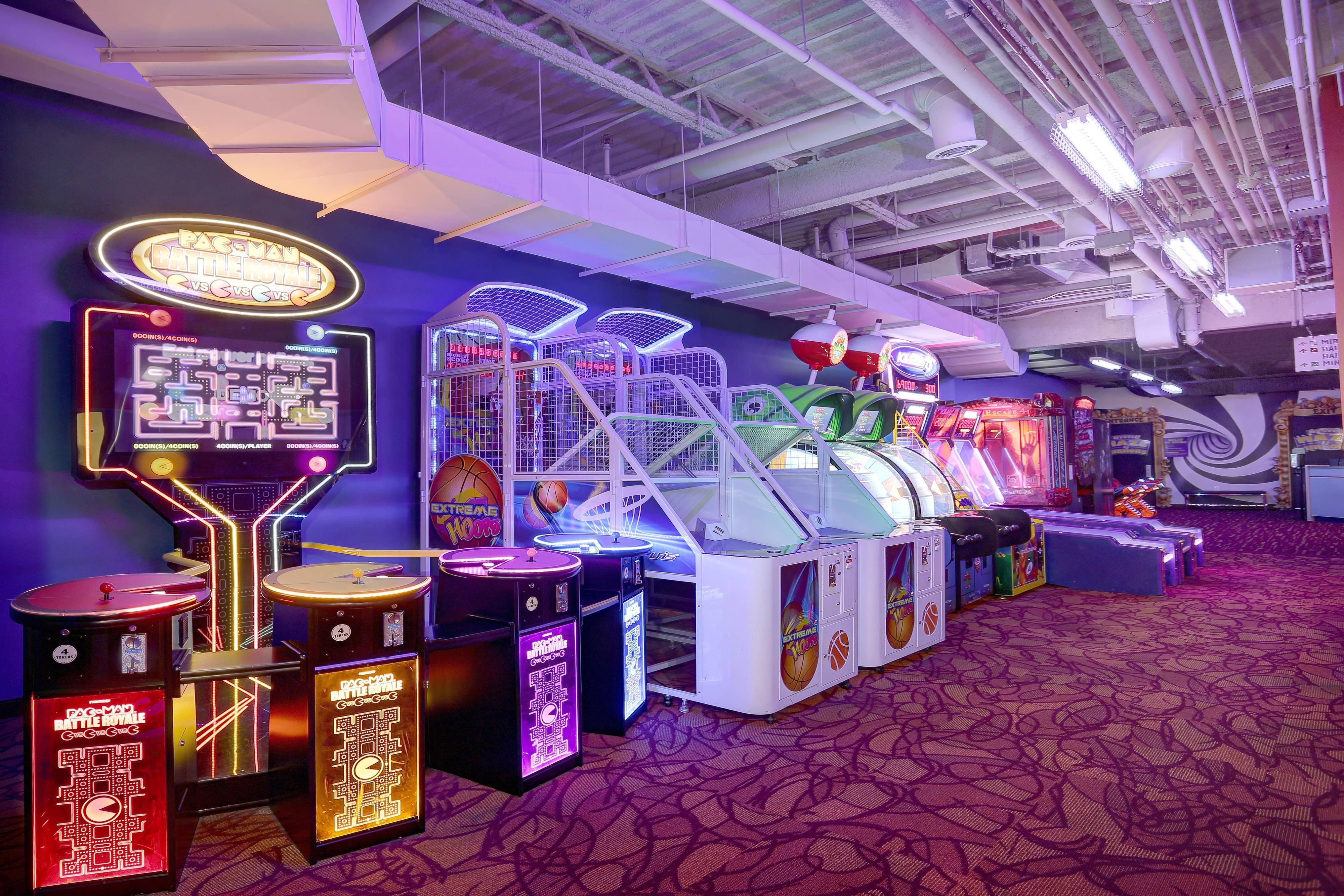 Niagara Falls Fun Zone - Área de jogos