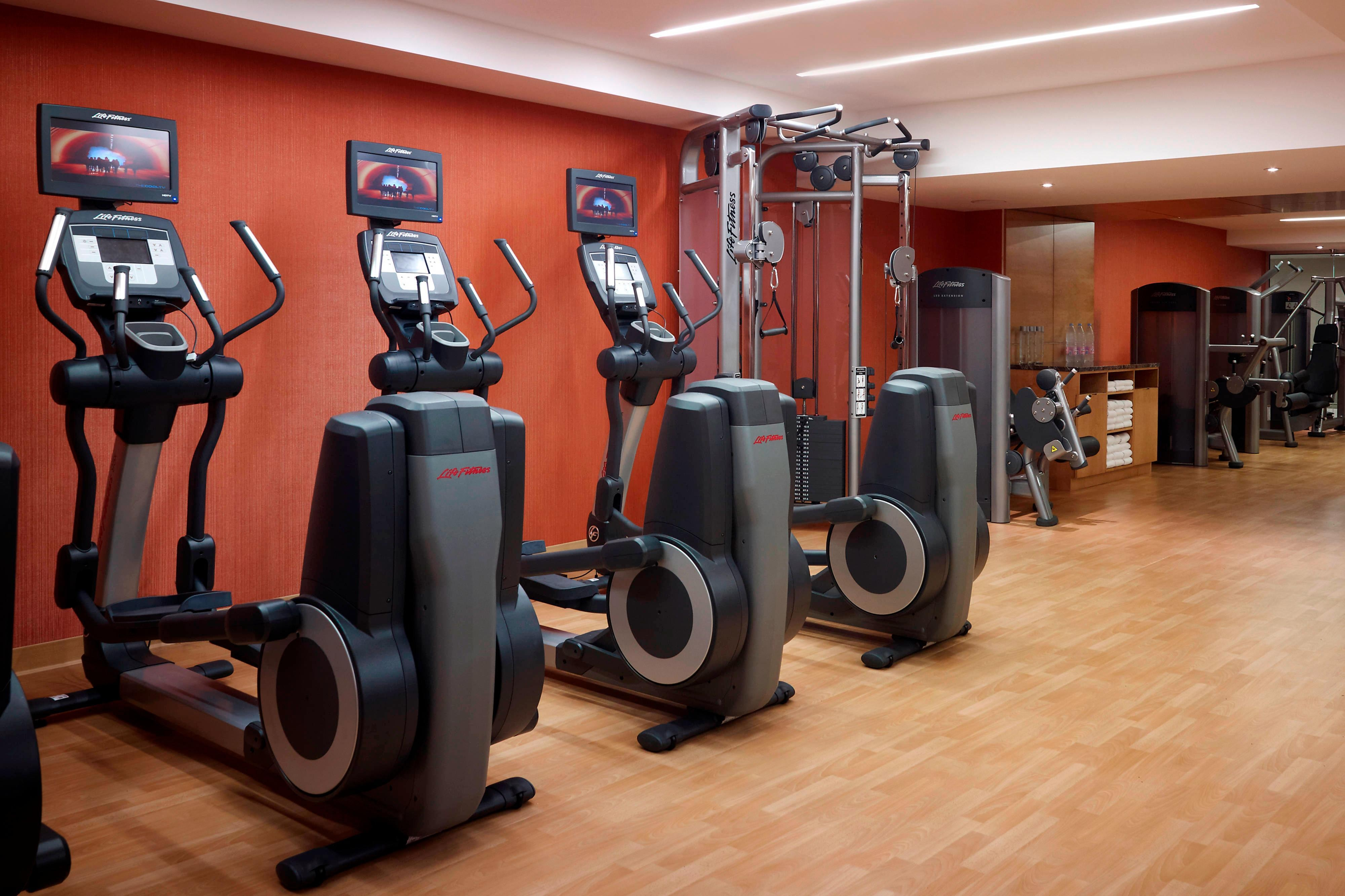Fallsview hotel fitness center