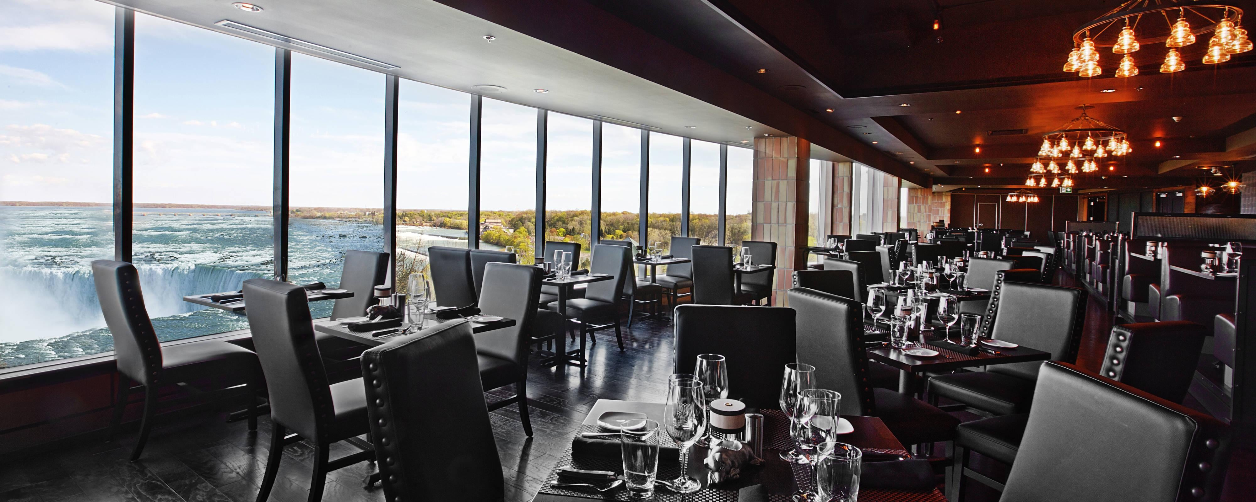 Niagara Fallsview Restaurants Niagara Falls Marriott