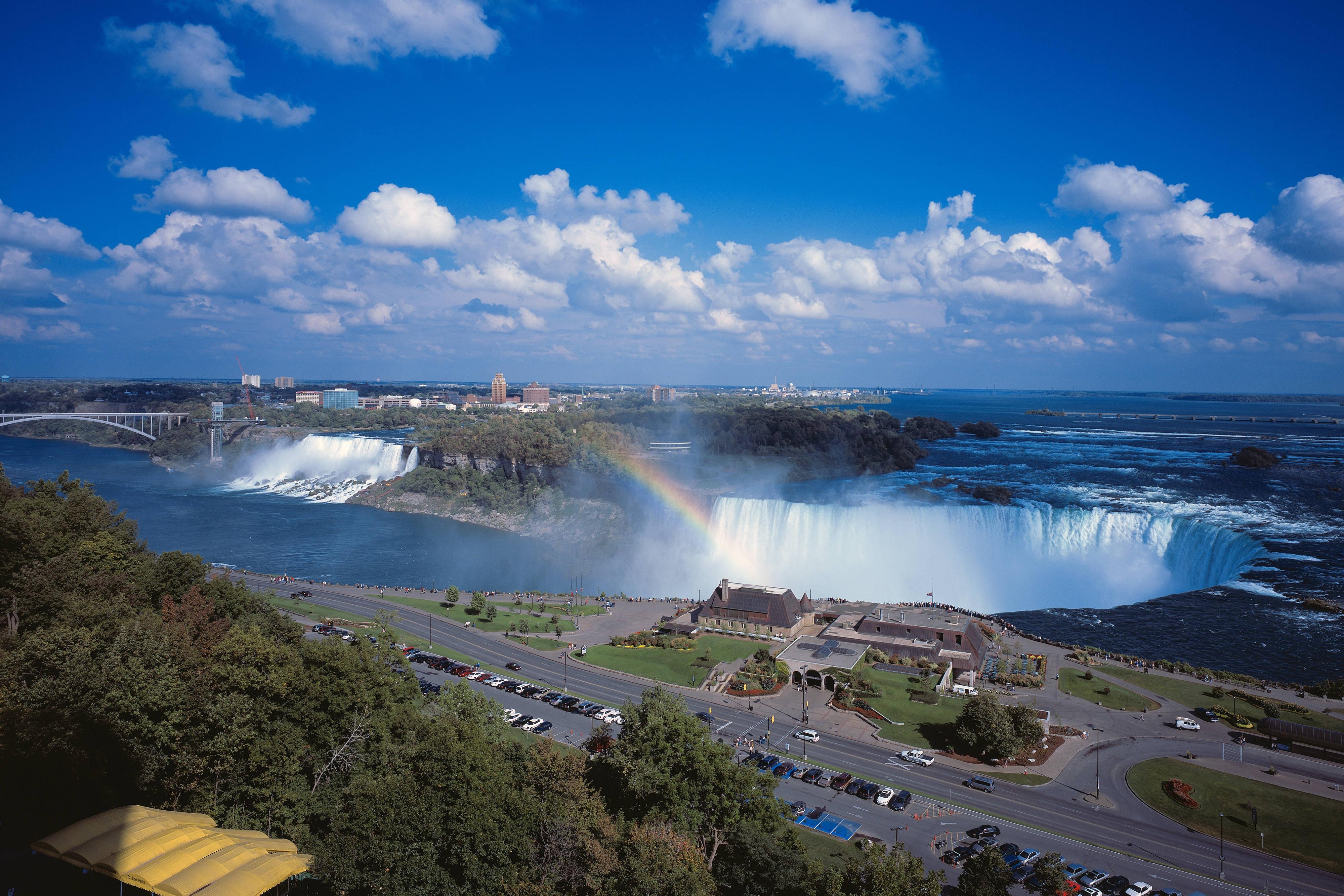 Niagara Falls Summer Rainbow