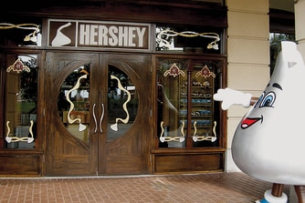 HERSHEYS Chocolate World