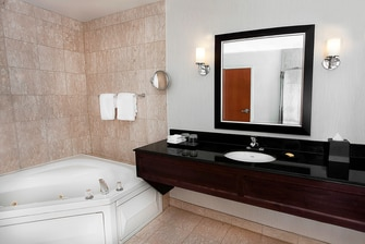Bi-Level Suite - Bathroom