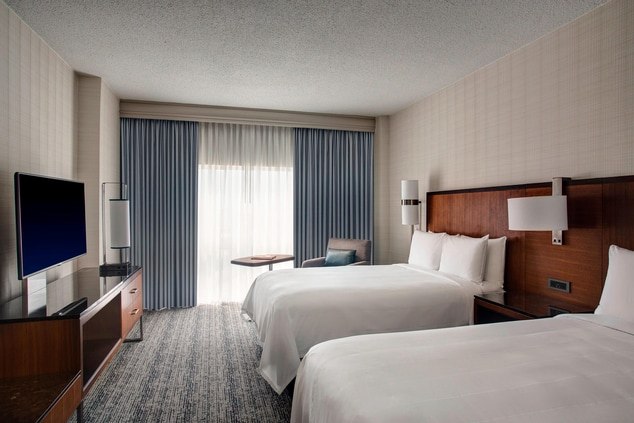 IAH Hotel Guest Room
