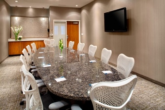 SpringHill Suites Boardroom Houston Hotel