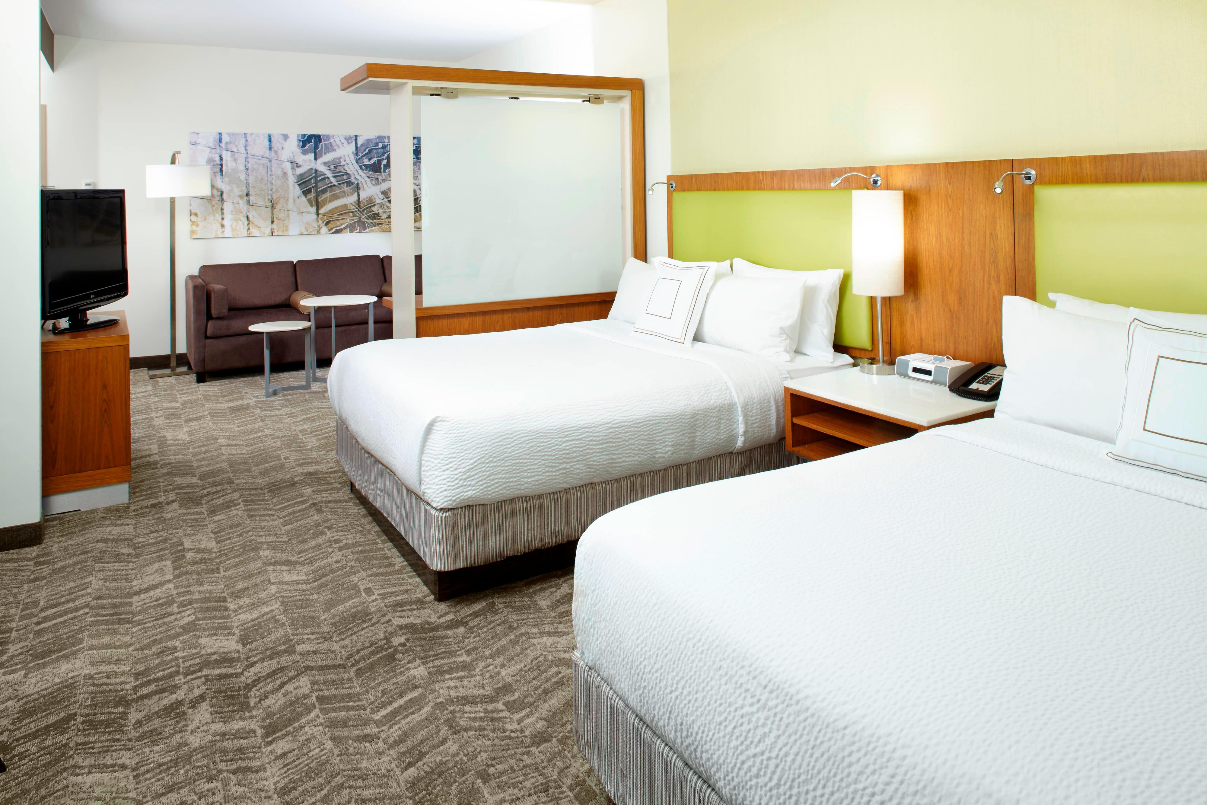 Two Queen Beds SpringHill Suite