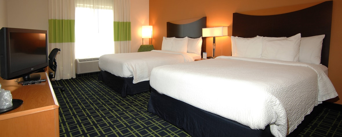 Downtown Wichita hotel rooms