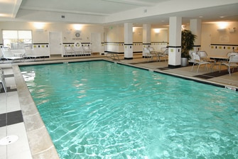Downtown Wichita hotel with pool