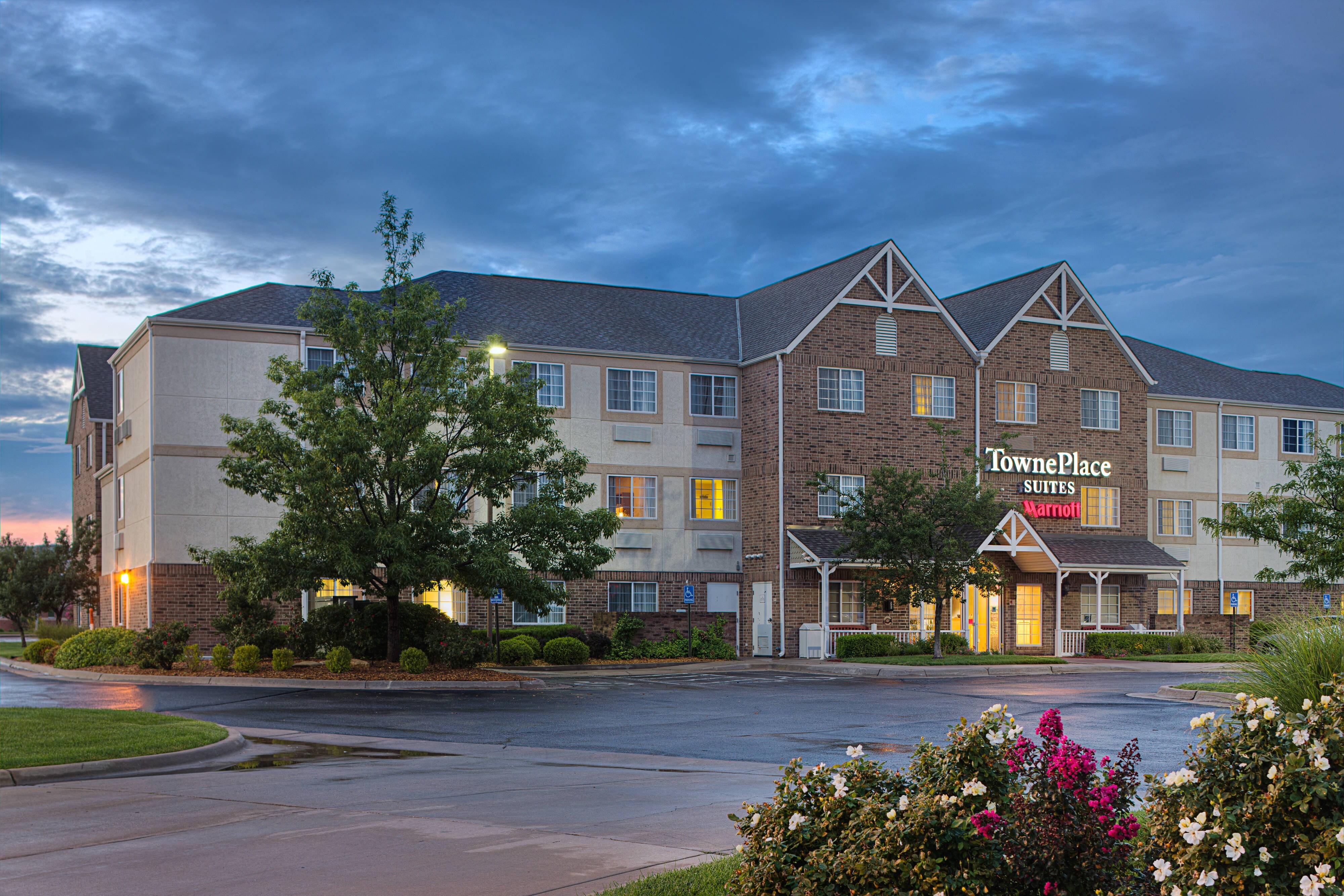 ウィチタのホテル