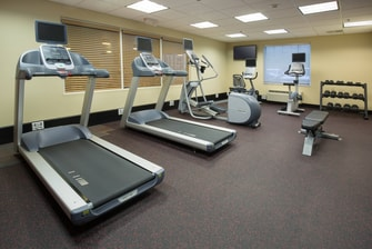 Pocatello Idaho Hotel Fitness Center