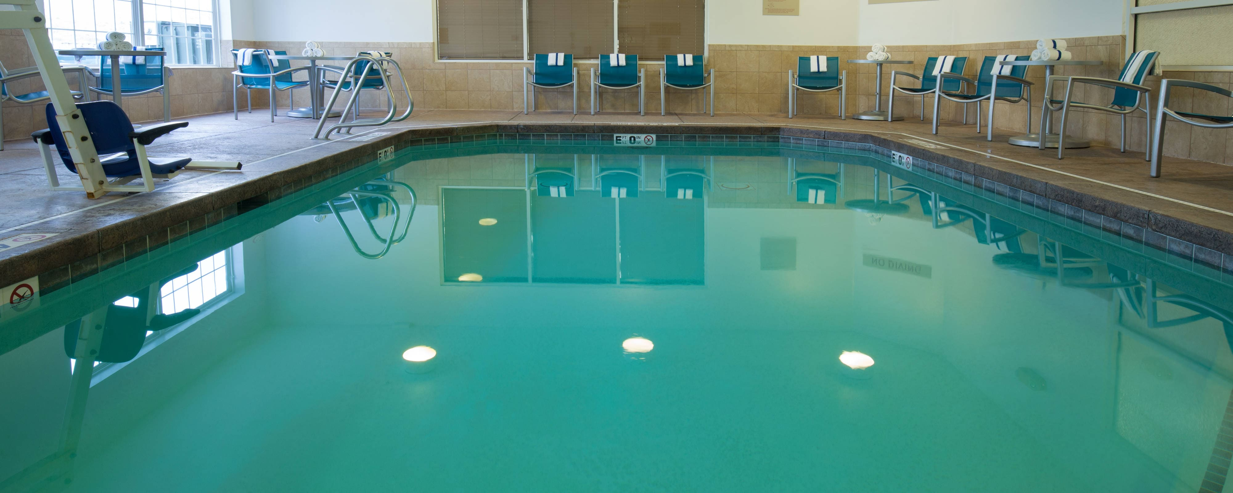 Pocatello Idaho Hotel Indoor Pool