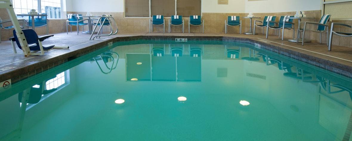 Pocatello Idaho Hotel Indoor Pool
