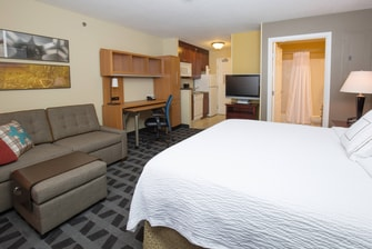 Pocatello Idaho Hotel Studio King