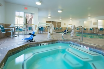 Pocatello Idaho Hotel Indoor Whirlpool