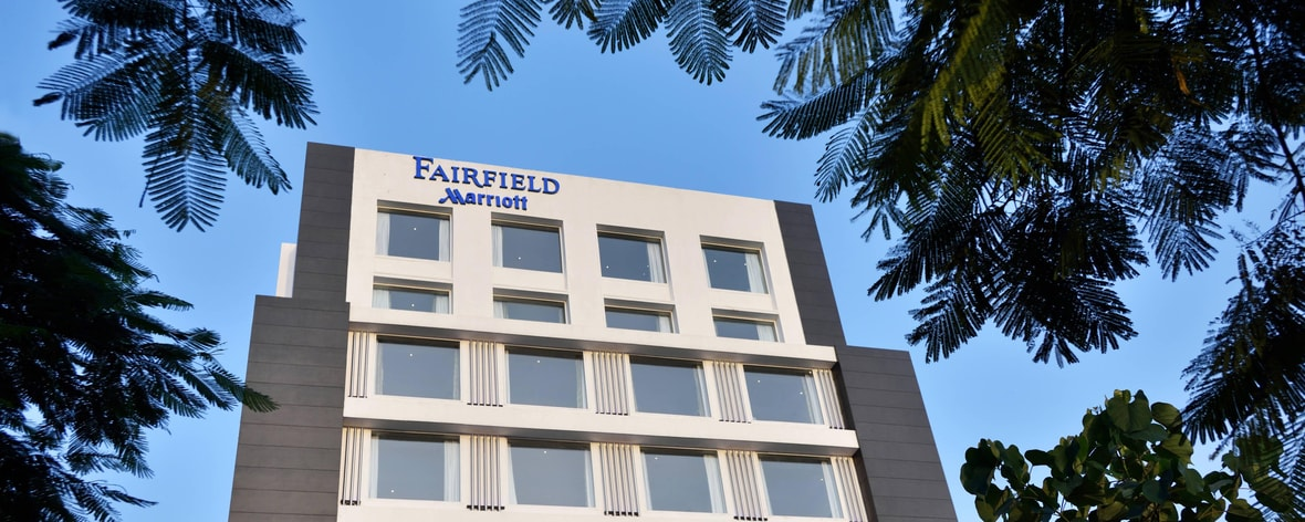 4-Star Hotel in Indore, India   Fairfield by Marriott Indore