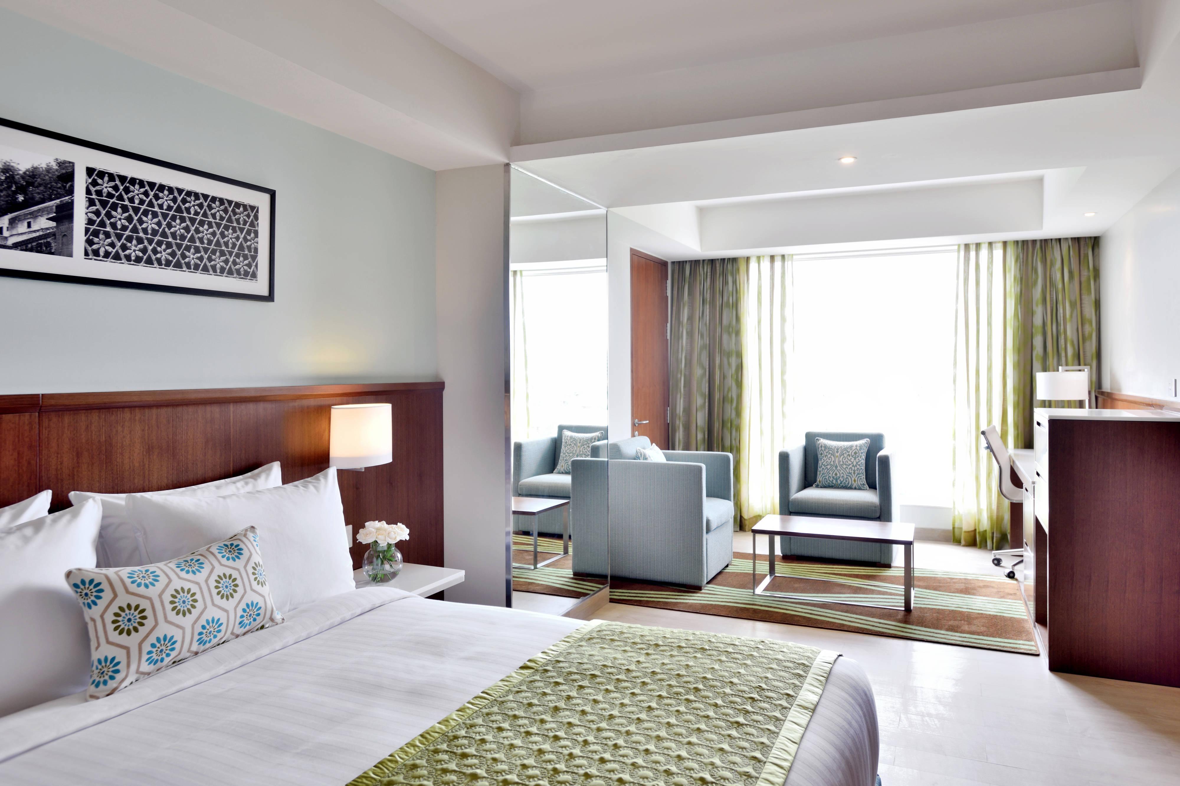 Premium Queen Guest Room
