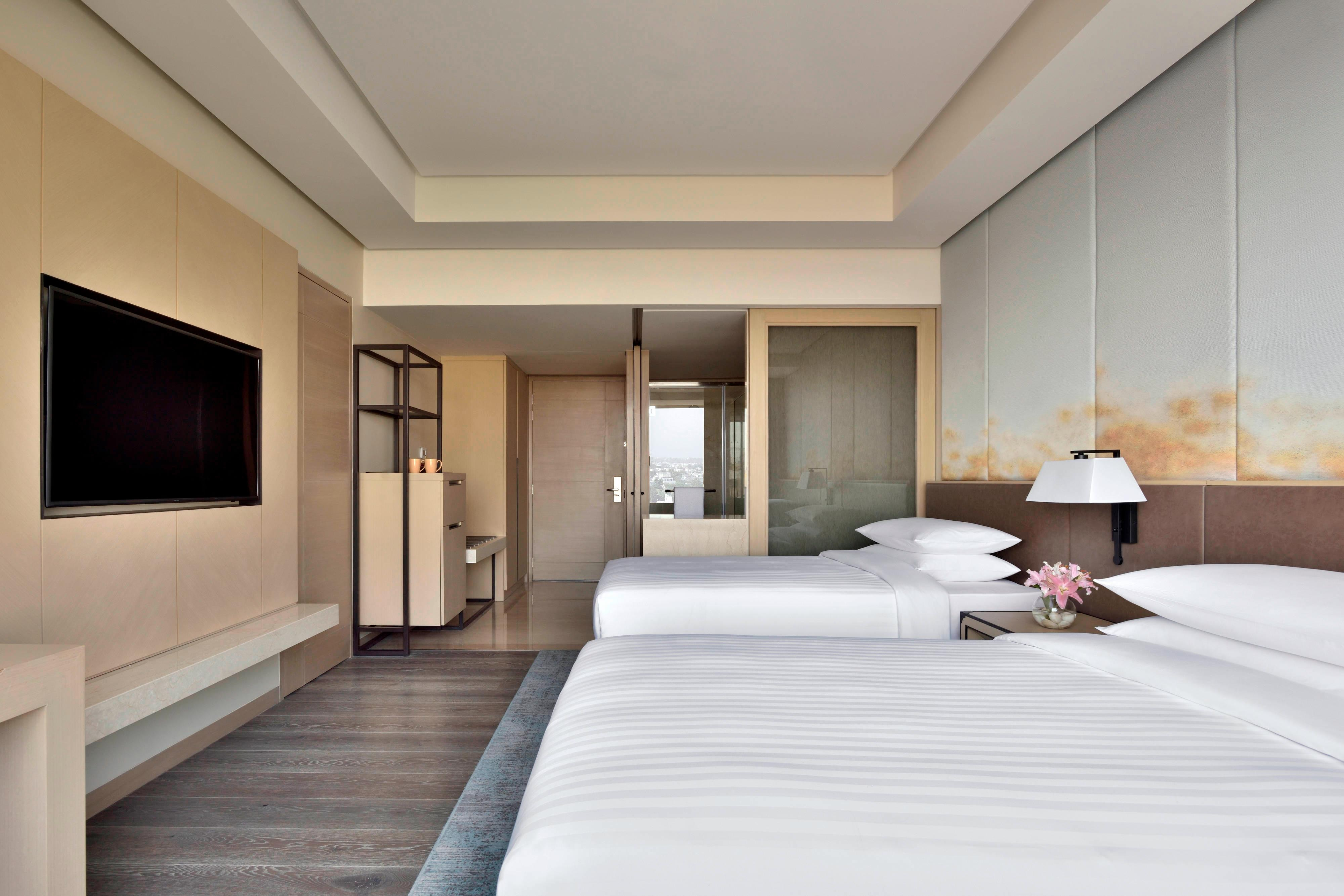 The Standard Twin Rooms