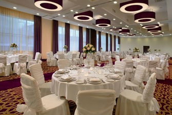 Courtyard Irkutsk Hotel Weddings