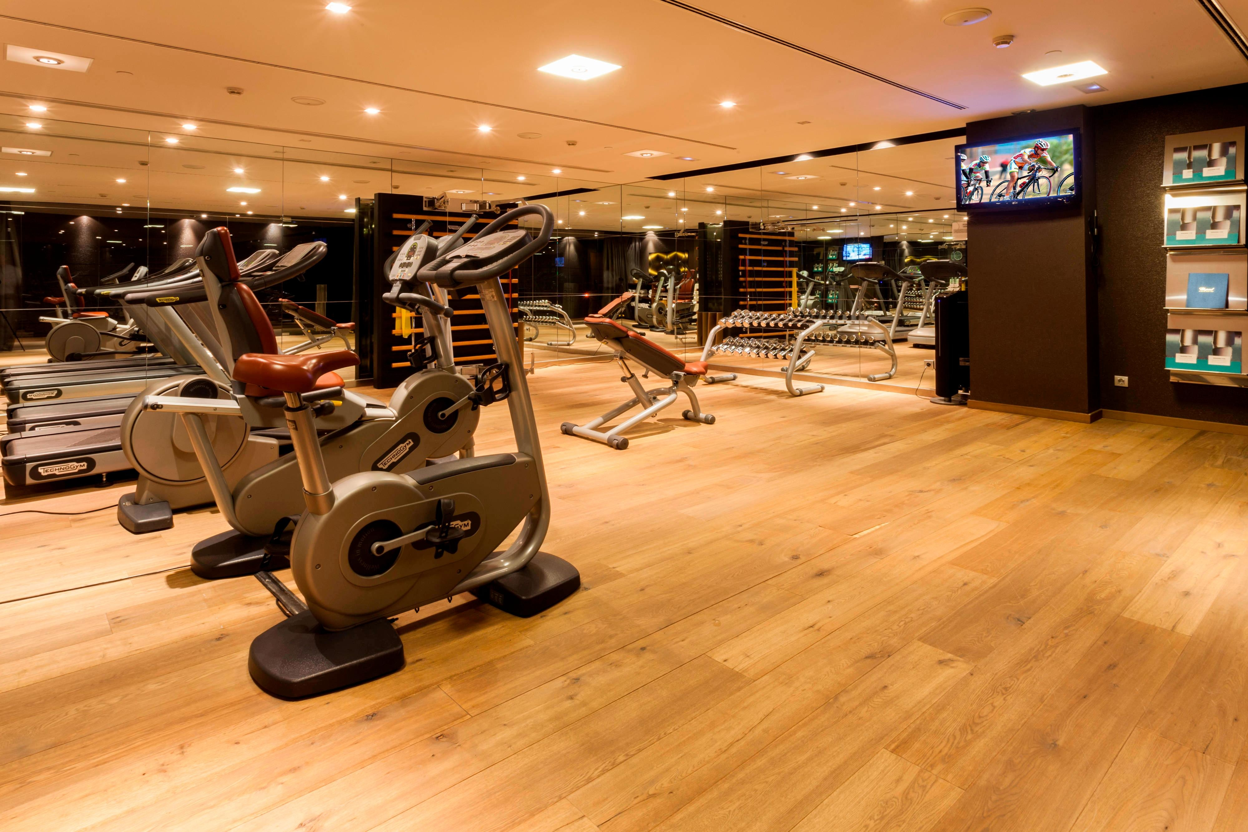 AC Baqueira Fitness Room