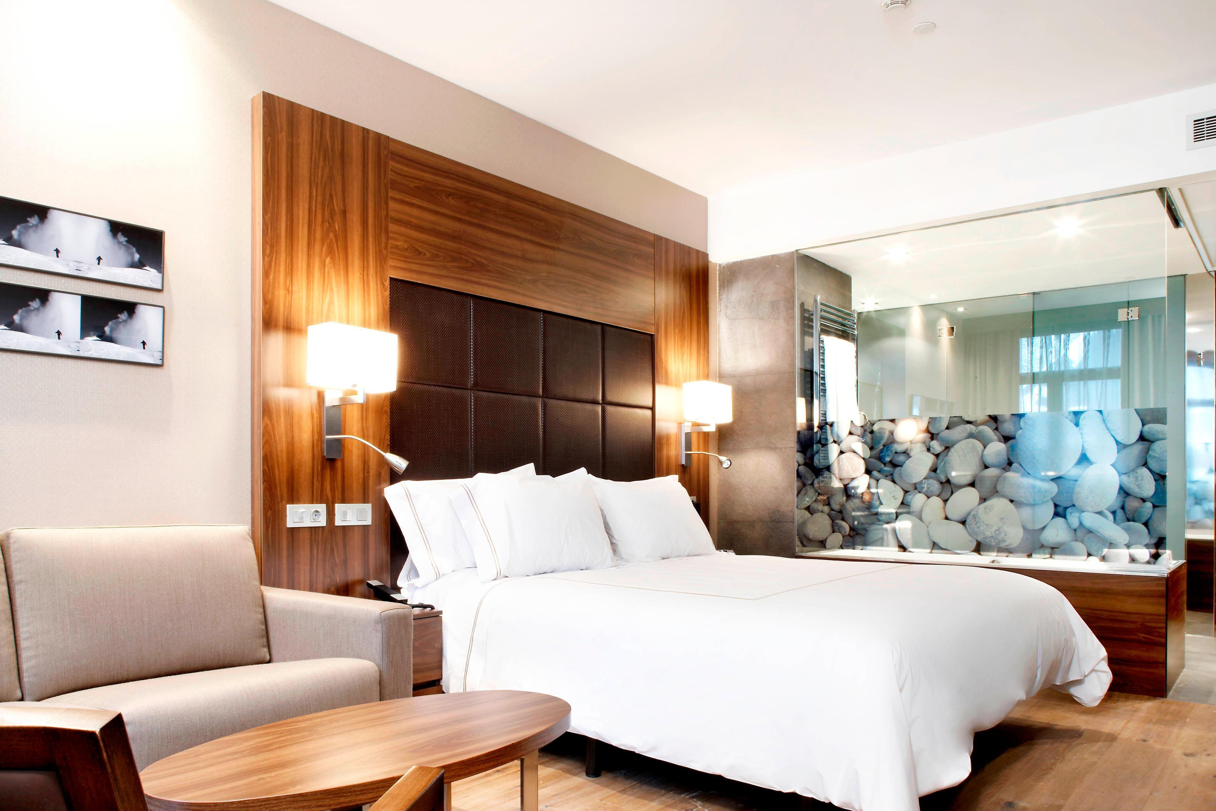 Habitación de hotel en Baqueira